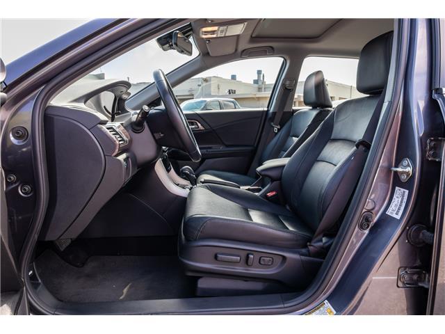 2017 Honda Accord EX-L (Stk: U19283) in Welland - Image 16 of 28