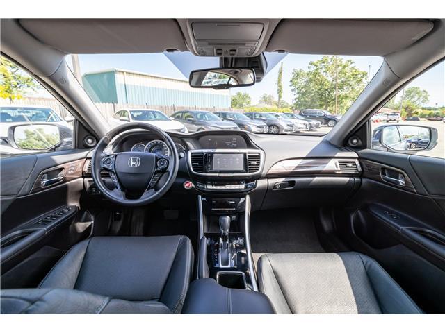 2017 Honda Accord EX-L (Stk: U19283) in Welland - Image 15 of 28