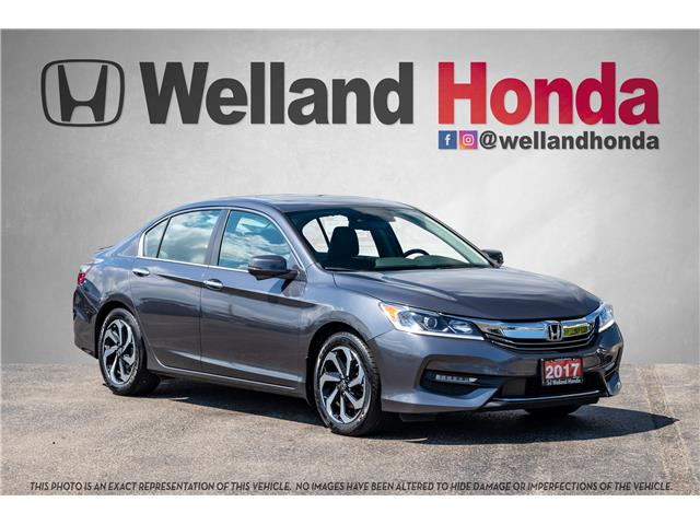 2017 Honda Accord EX-L (Stk: U19283) in Welland - Image 1 of 28