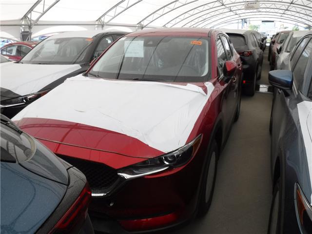 2019 Mazda CX-5 GS (Stk: M2239) in Calgary - Image 1 of 1