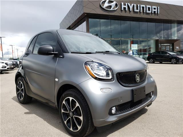 2017 Smart fortwo electric drive Passion (Stk: H2416) in Saskatoon - Image 1 of 18