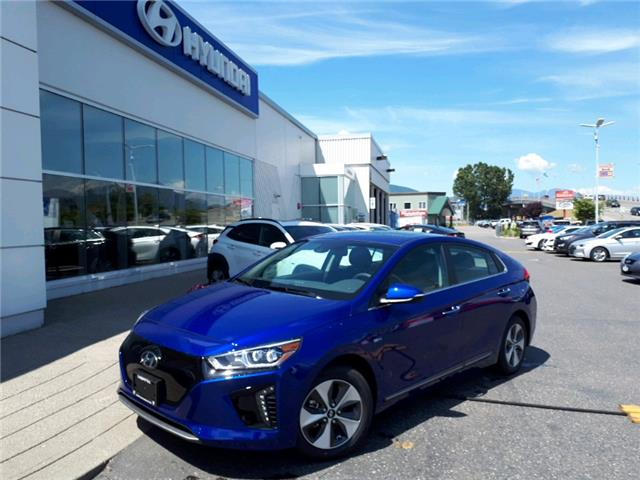 2019 Hyundai Ioniq EV Ultimate (Stk: H95-1198) in Chilliwack - Image 1 of 13
