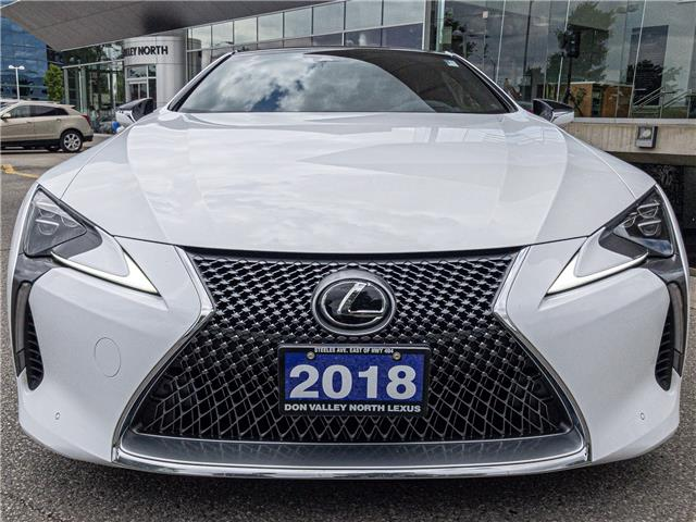 2018 Lexus LC 500 Base (Stk: 28357A) in Markham - Image 2 of 27