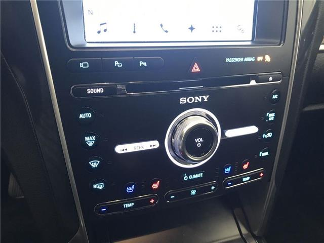 2017 Ford Explorer Limited (Stk: 205962) in Lethbridge - Image 19 of 36