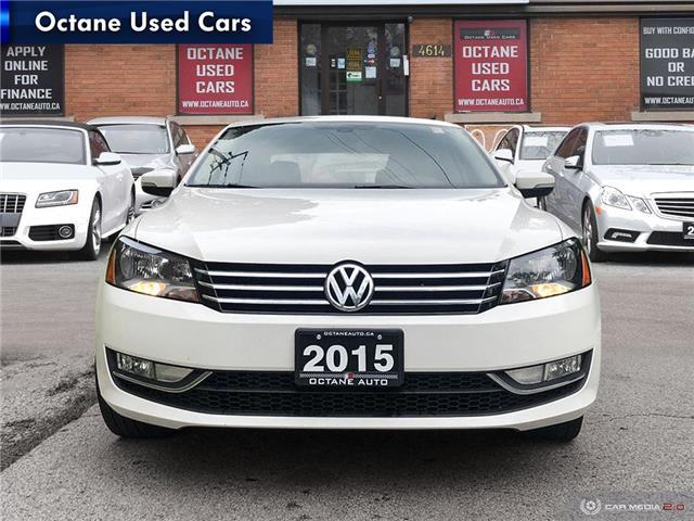 2015 Volkswagen Passat 1.8 TSI Comfortline (Stk: ) in Scarborough - Image 2 of 25