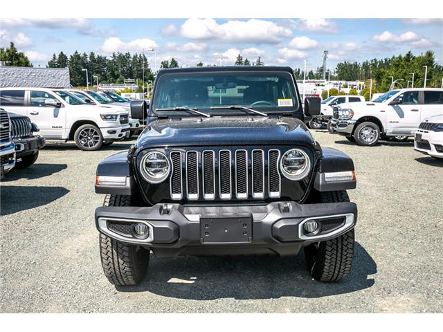 2019 Jeep Wrangler Unlimited Sahara (Stk: K628818) in Abbotsford - Image 2 of 22