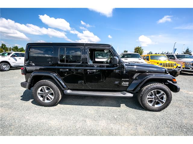 2019 Jeep Wrangler Unlimited Sahara (Stk: K628818) in Abbotsford - Image 8 of 22