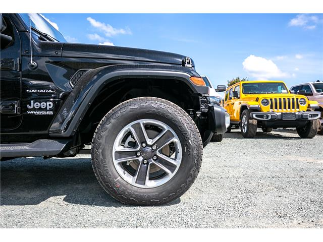 2019 Jeep Wrangler Unlimited Sahara (Stk: K628818) in Abbotsford - Image 12 of 22