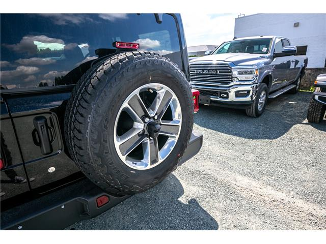 2019 Jeep Wrangler Unlimited Sahara (Stk: K628818) in Abbotsford - Image 13 of 22