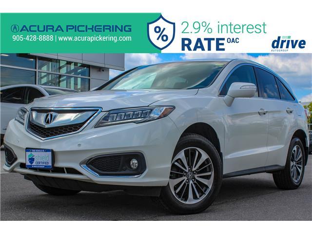 2016 Acura RDX Base (Stk: AP4886) in Pickering - Image 1 of 34