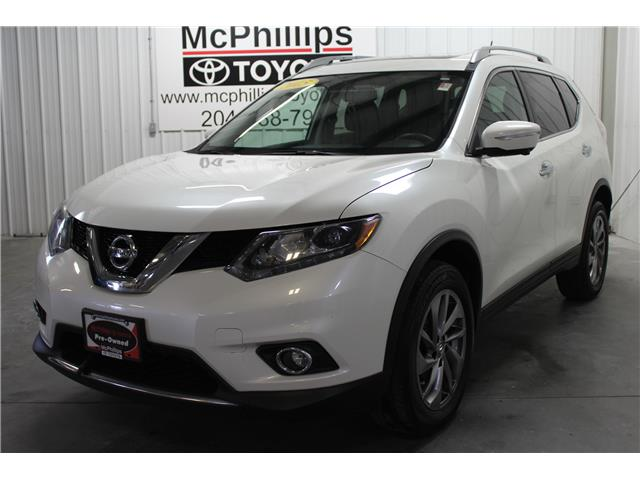 2015 Nissan Rogue SV (Stk: A14017) in Winnipeg - Image 2 of 28