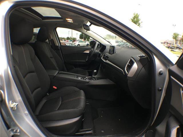 2018 Mazda Mazda3 GS SUNROOF, ALLOY, FOG, TINT, BACK CAM, PUSH BUTTO (Stk: 44215B) in Brampton - Image 23 of 26