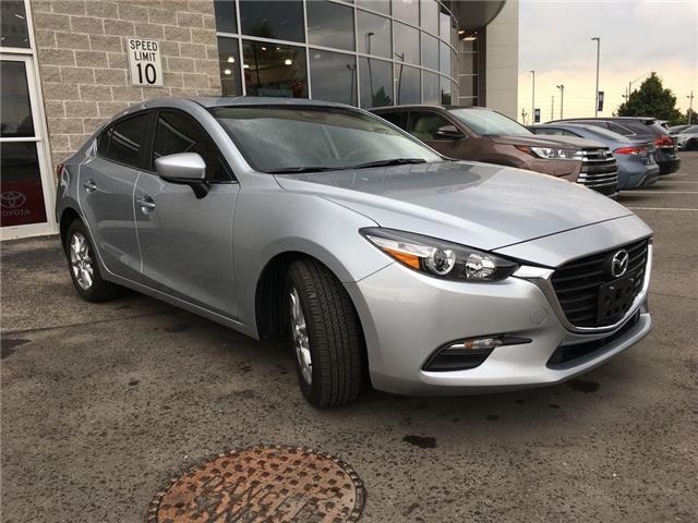 2018 Mazda Mazda3 GS SUNROOF, ALLOY, FOG, TINT, BACK CAM, PUSH BUTTO (Stk: 44215B) in Brampton - Image 24 of 26