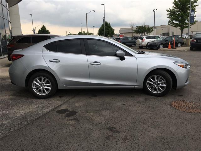 2018 Mazda Mazda3 GS SUNROOF, ALLOY, FOG, TINT, BACK CAM, PUSH BUTTO (Stk: 44215B) in Brampton - Image 25 of 26