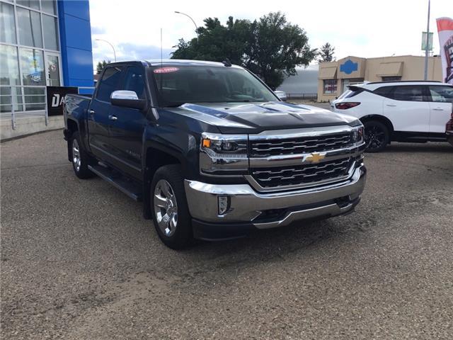 2017 Chevrolet Silverado 1500 1LZ (Stk: 179357) in Brooks - Image 1 of 21