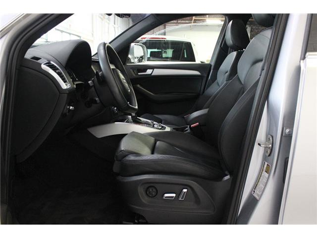 2016 Audi Q5 2.0T Progressiv (Stk: 079450) in Vaughan - Image 10 of 30