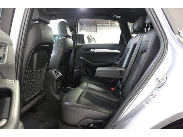 2016 Audi Q5 2.0T Progressiv (Stk: 079450) in Vaughan - Image 14 of 30