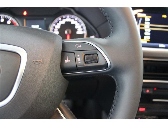 2016 Audi Q5 2.0T Progressiv (Stk: 065512) in Vaughan - Image 19 of 30