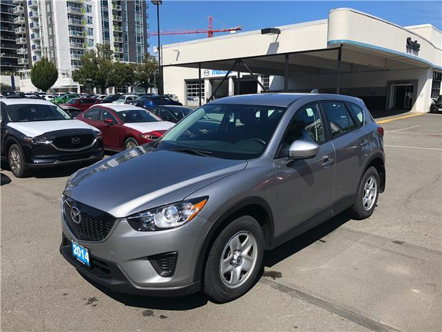 2014 Mazda CX-5 GX (Stk: 583044A) in Victoria - Image 1 of 21