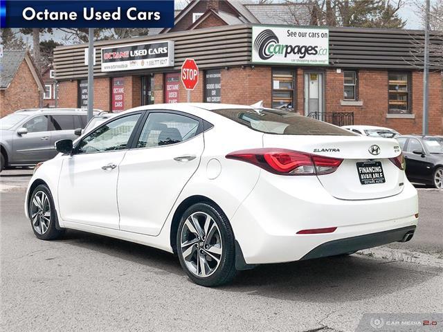 2016 Hyundai Elantra Limited (Stk: ) in Scarborough - Image 4 of 25