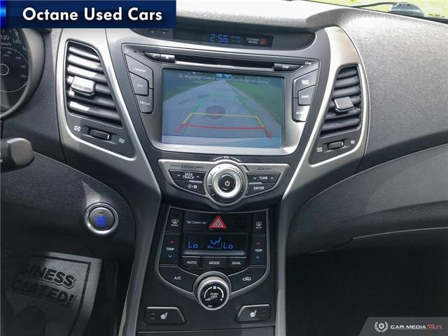 2016 Hyundai Elantra Limited (Stk: ) in Scarborough - Image 19 of 25