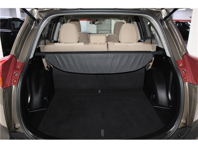 2013 Toyota RAV4 XLE (Stk: 298576S) in Markham - Image 22 of 24