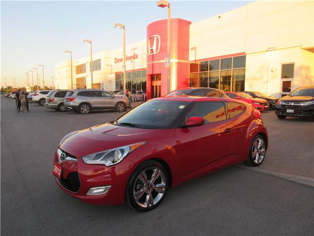 2013 Hyundai Veloster Tech (Stk: 26860LAA) in Ottawa - Image 1 of 13