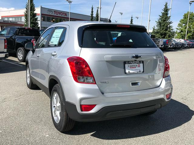 2019 Chevrolet Trax LS (Stk: 9TX03370) in North Vancouver - Image 3 of 13
