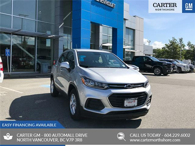 2019 Chevrolet Trax LS (Stk: 9TX03370) in North Vancouver - Image 1 of 13