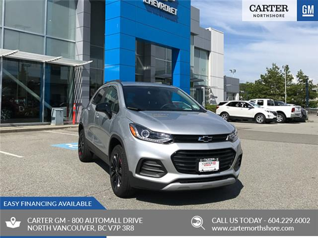 2019 Chevrolet Trax LT (Stk: 9TX52990) in North Vancouver - Image 1 of 13