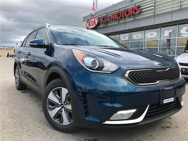 2019 Kia Niro 1.6L EX PREMIUM (Stk: NH19031) in Georgetown - Image 2 of 32