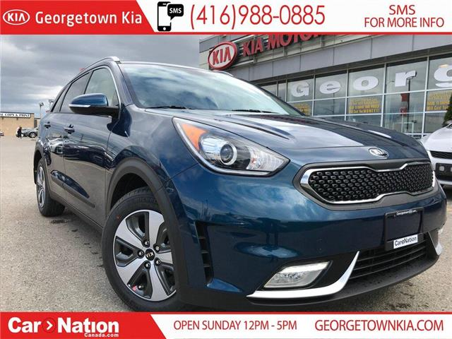 2019 Kia Niro 1.6L EX PREMIUM (Stk: NH19027) in Georgetown - Image 1 of 32