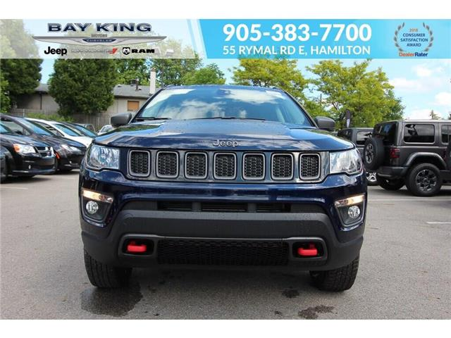 2019 Jeep Compass Trailhawk (Stk: 197633) in Hamilton - Image 2 of 25