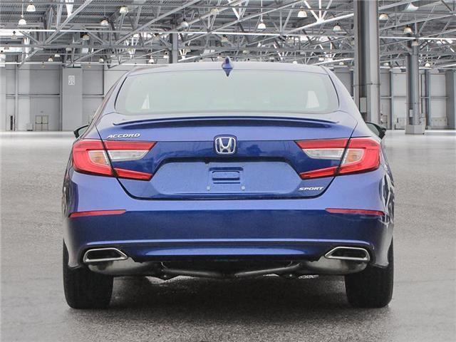 2019 Honda Accord Sport 1.5T (Stk: 6K31360) in Vancouver - Image 5 of 23