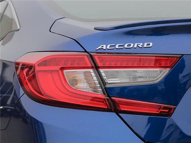 2019 Honda Accord Sport 1.5T (Stk: 6K31360) in Vancouver - Image 11 of 23