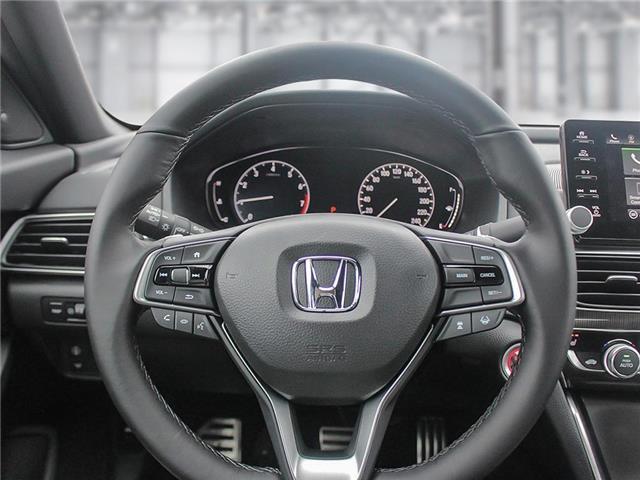 2019 Honda Accord Sport 1.5T (Stk: 6K31360) in Vancouver - Image 13 of 23