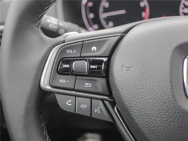 2019 Honda Accord Sport 1.5T (Stk: 6K31360) in Vancouver - Image 15 of 23