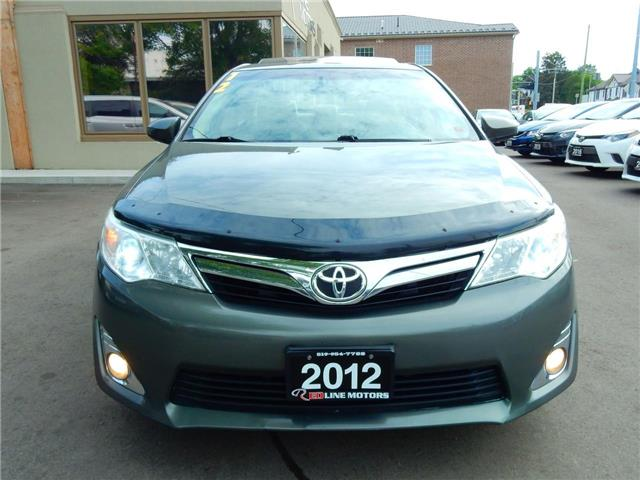 2012 Toyota Camry XLE (Stk: 4T1BF1) in Kitchener - Image 2 of 25