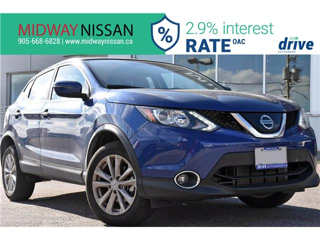 2018 Nissan Qashqai SV (Stk: U1747) in Whitby - Image 1 of 30