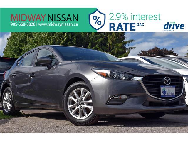 2018 Mazda Mazda3 Sport GS (Stk: KC817980A) in Whitby - Image 1 of 32