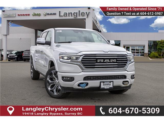 2019 RAM 1500 Laramie Longhorn (Stk: EE909500) in Surrey - Image 1 of 28