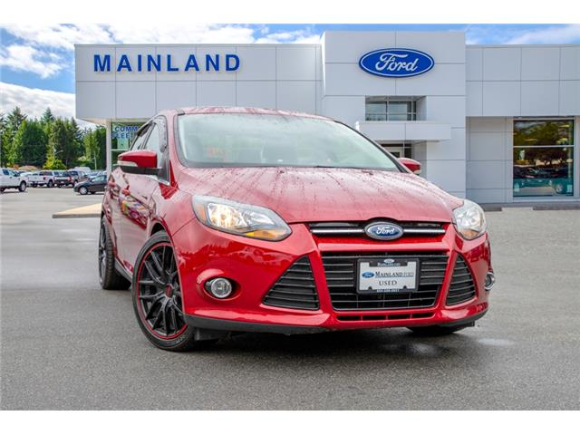2014 Ford Focus Titanium (Stk: 9EX3379B) in Vancouver - Image 1 of 29