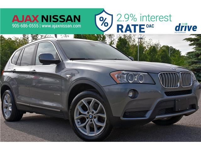 2014 Bmw X3 Xdrive28i Panoramic Sunroof Navigation Heated Seats