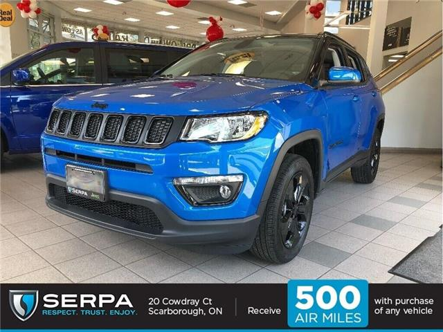 2019 Jeep Compass 27B Altitude (DISC) (Stk: 194047) in Toronto - Image 1 of 19