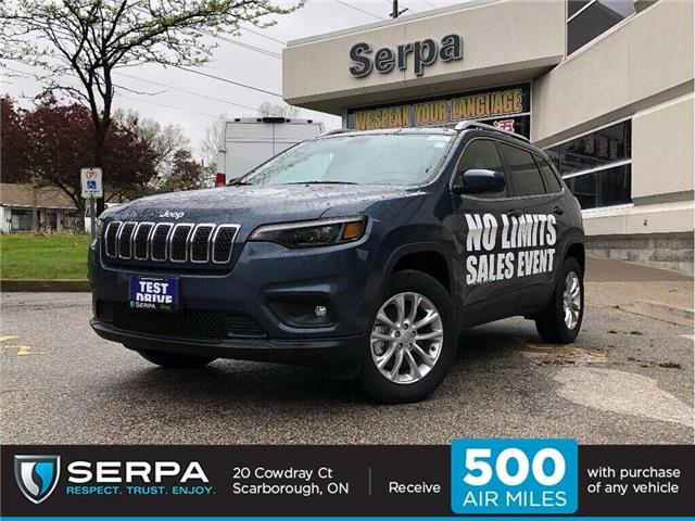 2019 Jeep Cherokee North (Stk: 194071) in Toronto - Image 1 of 19