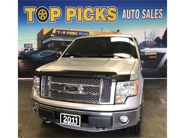 2011 Ford F-150 Lariat (Stk: a21864) in NORTH BAY - Image 1 of 28