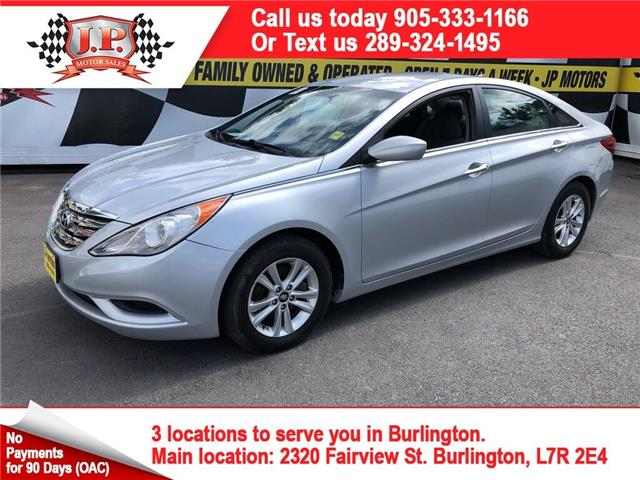 2013 Hyundai Sonata GL (Stk: 47014r) in Burlington - Image 1 of 24