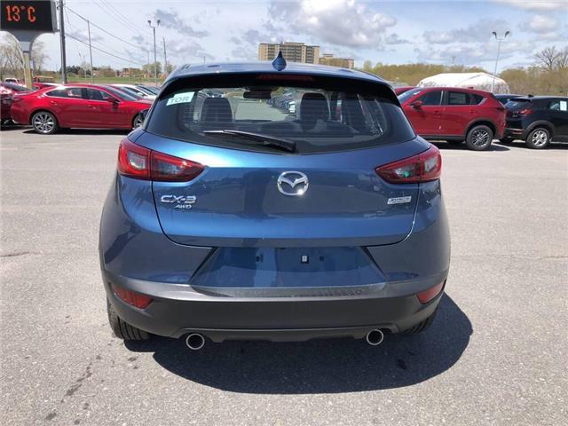 2019 Mazda CX-3 GS (Stk: 19T118) in Kingston - Image 5 of 16