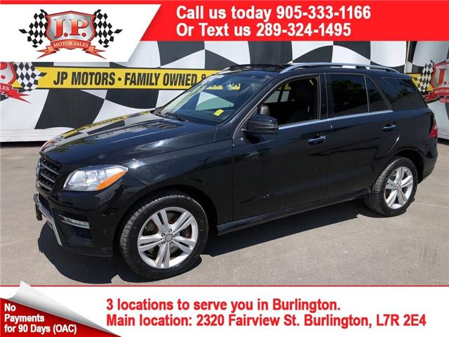 2013 Mercedes-Benz M-Class Base (Stk: 47111) in Burlington - Image 1 of 26
