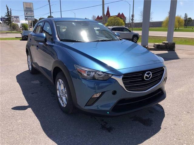 2019 Mazda CX-3 GS (Stk: 19T118) in Kingston - Image 8 of 16